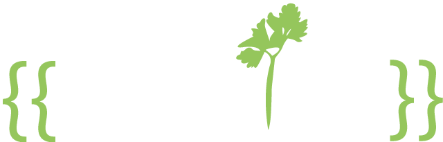 parsley template language logo